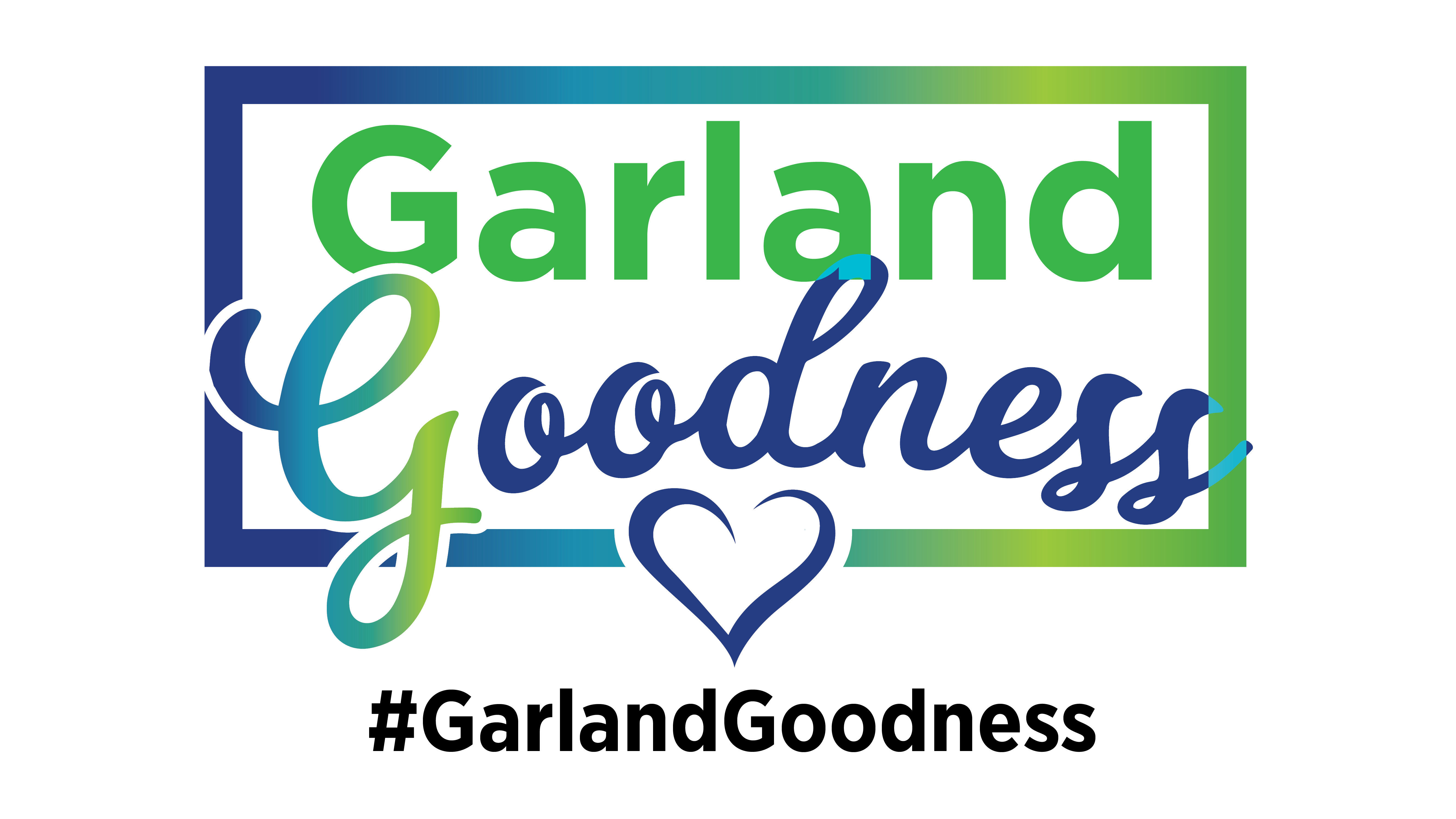 Garland Goodness logo